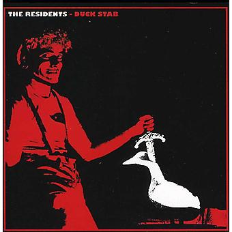 Residents - Duck Stab [CD] USA import