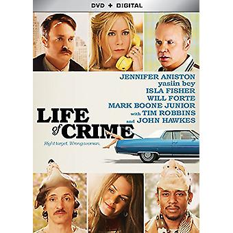 Life of Crime [DVD] USA import