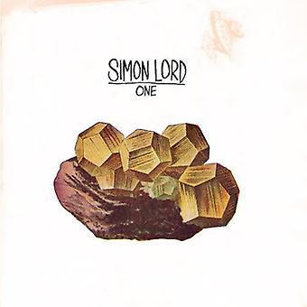 Simon Lord - One [Vinyl] USA import