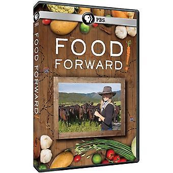 Importazione di cibo in avanti [DVD] Stati Uniti d'America