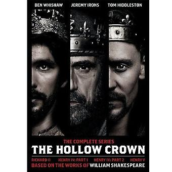 Hollow Crown: Complete Series [DVD] USA importieren