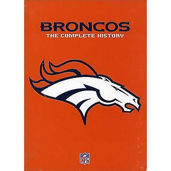 NFL-History of the Denver [DVD] USA import