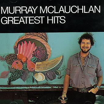 Murray McLauchlan - Greatest Hits [CD] USA import