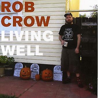 Rob Crow - importation USA Living Well [CD]