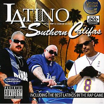 Hipower Entertainment Presents - Latino Southern California [CD] USA import