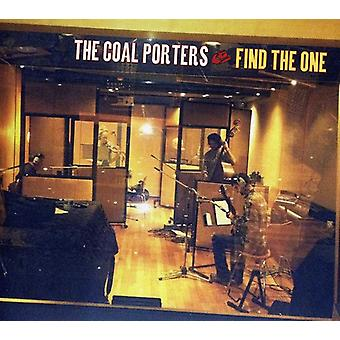 Coal Porters - Find the One [CD] USA import