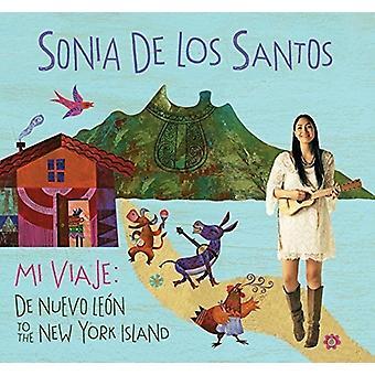 De Los Santos, Sonia - MI Viaje: De Nuevo Le?N to the Newyork I [CD] USA import