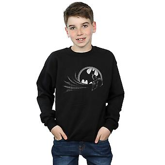 DC Comics Boys Batman Spot Sweatshirt