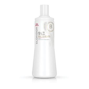 Wella Blondor FreeLights oxidante 30 volumen 1000ml (9%)