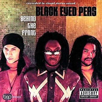 Black Eyed Peas - por trás da frente (2LP importação [vinil] EUA