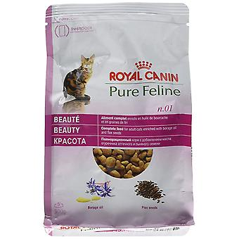 Royal Canin Cat Food Pure Feline No 1 Beauty Dry Mix 300 g