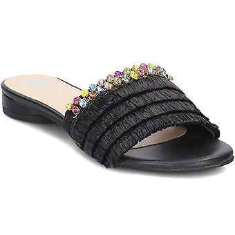 Gioseppo 44192 44192BLACK universal summer women shoes