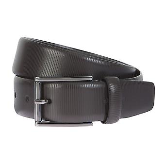Strellson belts men's belts leather leather belt Brown 2303