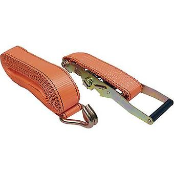LAS 10338 Double strap Low lashing capacity (single/direct)=2500 daN (L x W) 8 m x 50 mm