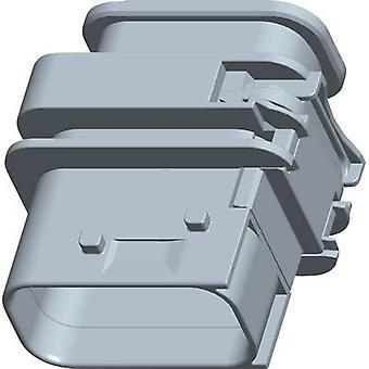 TE tilkobling Socket kabinett - PCB HDSCS, MCP totalt antall pinner 8 1-1564522-1-1 eller flere PCer