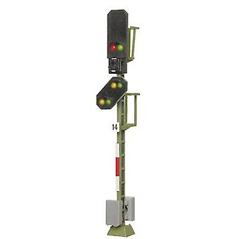 Viessmann 4014 H0 ضوء Clcl. إشارة متقدمة كتلة إشارة تجميعها DB