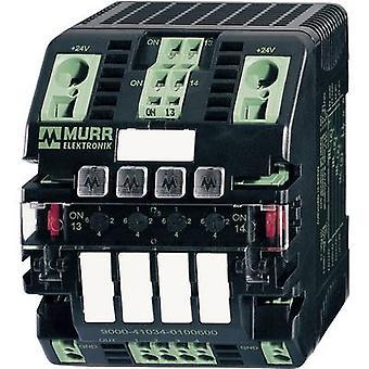 Murr Elektronik 9000-41034-0100600 elektronische zekering 6 A No. aantal uitgangen: 4 x