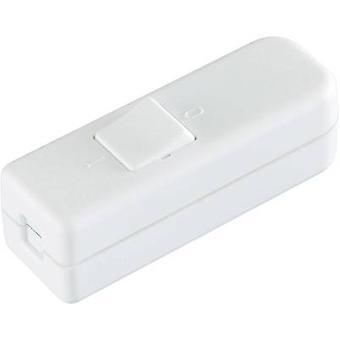interBär 8006-008.01 Pull växla vit 1 x av/på 6 A 1 dator