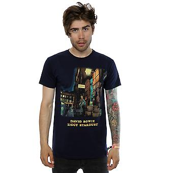 David Bowie mannen Ziggy Stardust T-Shirt