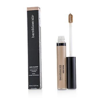 Bareminerals Gen Nude Eyeshadow + Primer - # Undressed - 3.6ml/0.12oz