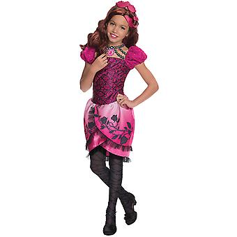Briar beauty Deluxe costume ever after high original child costume
