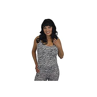 Women costumes  Zebra print t-shirt