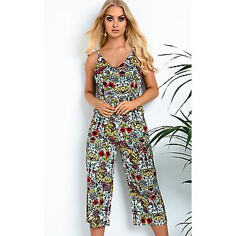 IKRUSH Womens Hollie Floral Jumpsuit