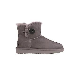 UGG W Mini Bailey Button II 1016422GREY universal winter women shoes