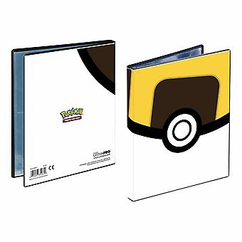 Ultra Pro Ultra Ball 9-Pocket portfolio voor Pokémon