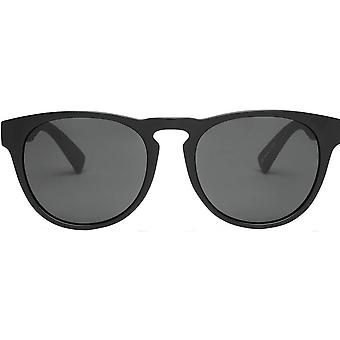 Electric California Nashville XL okulary - Matowy czarny/Ohm spolaryzowane
