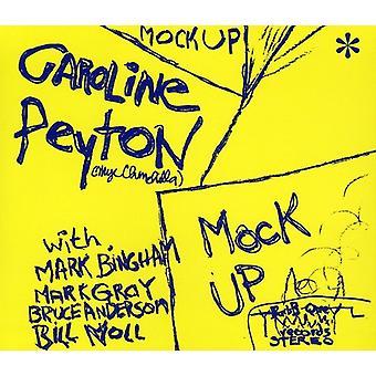 Caroline Peyton - Mock Up [CD] USA import