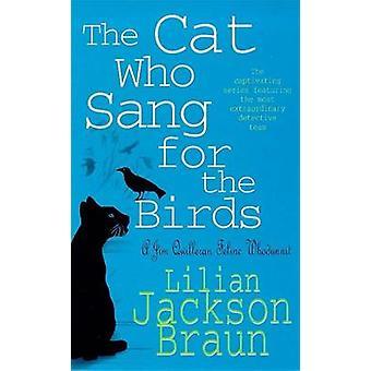 Katten, der Sang for fugle af Lilian Jackson Braun - 978074725392