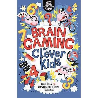 Hjärnan spel för smarta barn av Gareth Moore - 9781780554723 bok