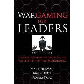 Wargame voor leiders - strategische besluitvorming van het slagveld