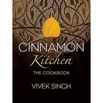 القرفة مطبخ-طبخ فيفيك سينغ-كتاب 9781906650803