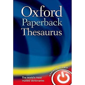 Oxford miękka tezaurusa