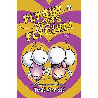 Flyga kille möter flyga flicka!