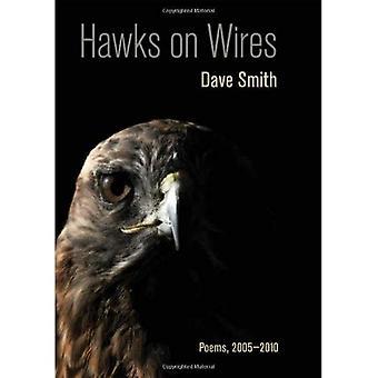 Halcones de alambres: poemas, 2005-2010