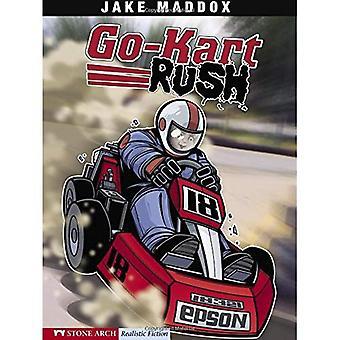 Go Kart Rush (Jake Maddox Sports historie)