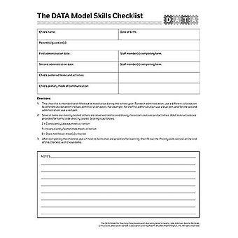 Project DATA Skills Checklist Forms