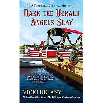 Hark Herald engler drepe (året rundt jul mysterium)