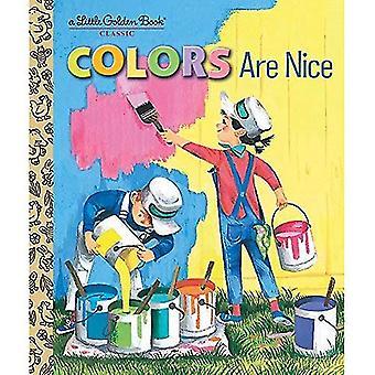 Kleuren zijn mooi (gouden boekje)