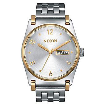 Nixon de cuarzo analógico reloj de women con banda de acero inoxidable de A954-1921-00
