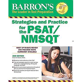 Strategieën en praktijken voor de PSAT/NMSQT door Brian Stewart - 9781438
