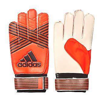 adidas Ace Training Mens Goalkeeper Goalie Glove Red/Black
