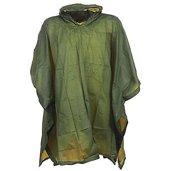 Poncho in PVC Highlander
