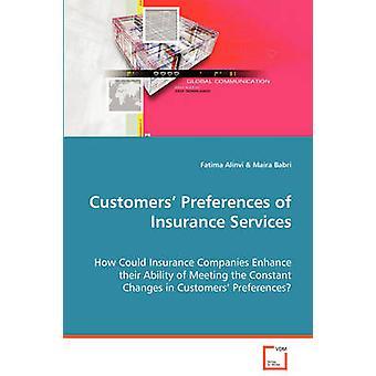 Customers Preferences of Insurance Services by Alinvi & Fatima