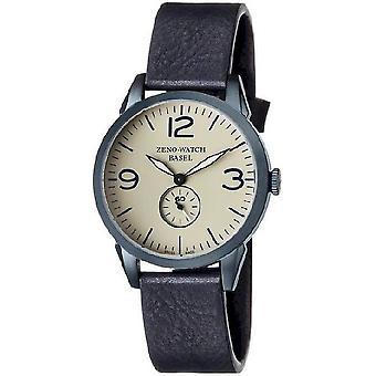 Zeno-watch linea vintage blu piccolo secondo uomo orologio 4772Q-bl-i9