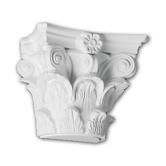 Chapiteau de demi-colonne Profhome 115010