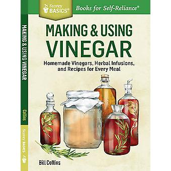 Making & Flavoring Vinegars by William Collins - 9781612123813 Book